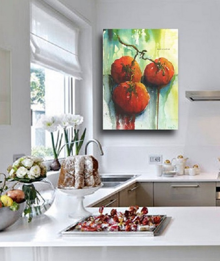 15 Top Kitchen Wall Art Ideas Your Space Needs In 2019
