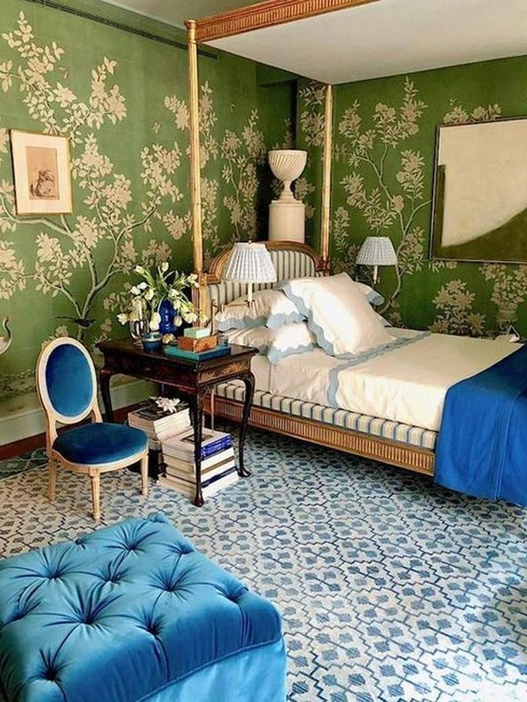 38 Top Green Bedroom Design Ideas